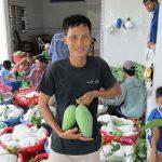Ý tưởng trồng xoài của chàng trai Việt Nam trở thành triệu phú
