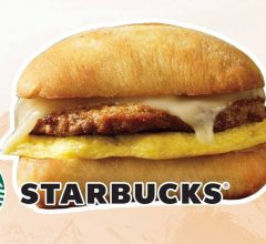 Ý tưởng kinh doanh thịt Thực vật của Starbucks