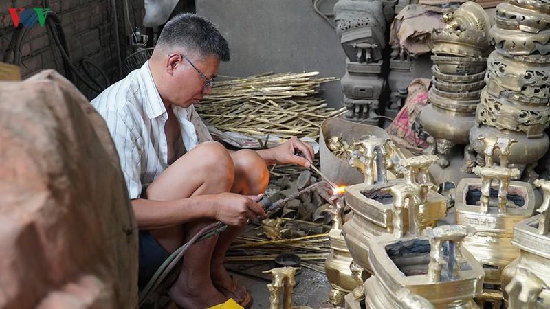 Ý tưởng phát triển giúp cả một làng nghề phất lên từ kinh doanh thương mại điện tử