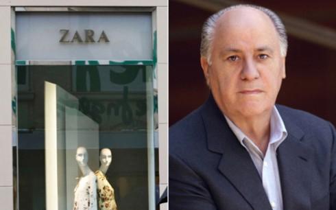 Ý tưởng về những bí quyết khởi nghiệp của ông chủ Zara (đế chế thời trang lớn thế giới)