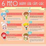 6 Ý tưởng để đánh lừa cảm giác ( nhiều khi cần dùng đến)