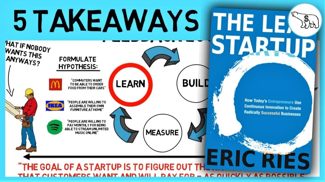 Ý tưởng để hoạt động khởi nghiệp trở nên tinh gọn