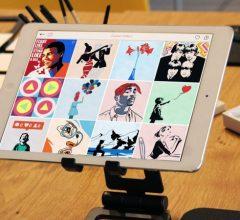 Ý tưởng kinh doanh giúp những người không biết vẽ thành họa sĩ với vốn 1.4 triệu