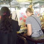 Ý tưởng làm giàu từ mở lớp vẽ tranh