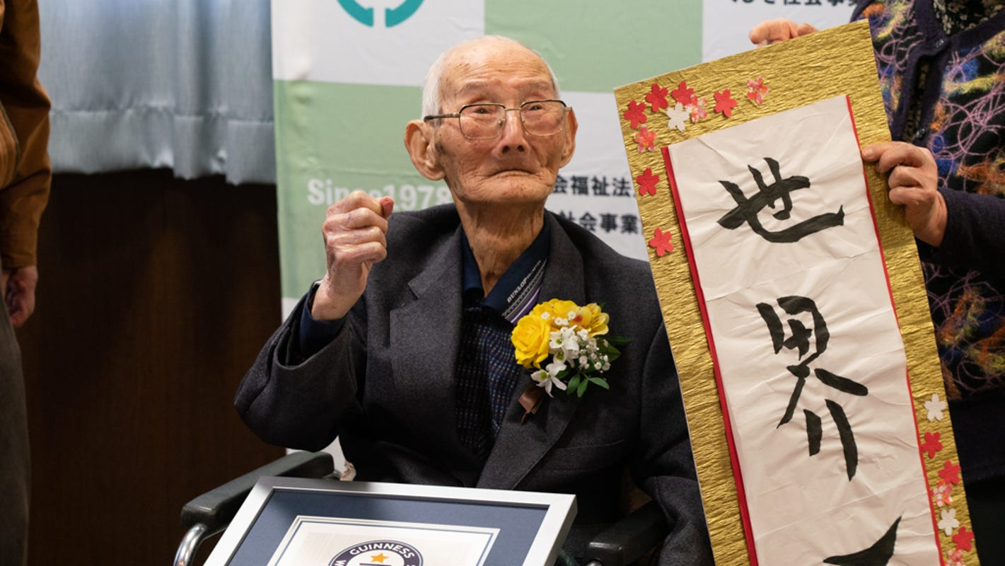 Bí quyết sống lâu (sống thọ) của những người sống lâu nhất thế giới