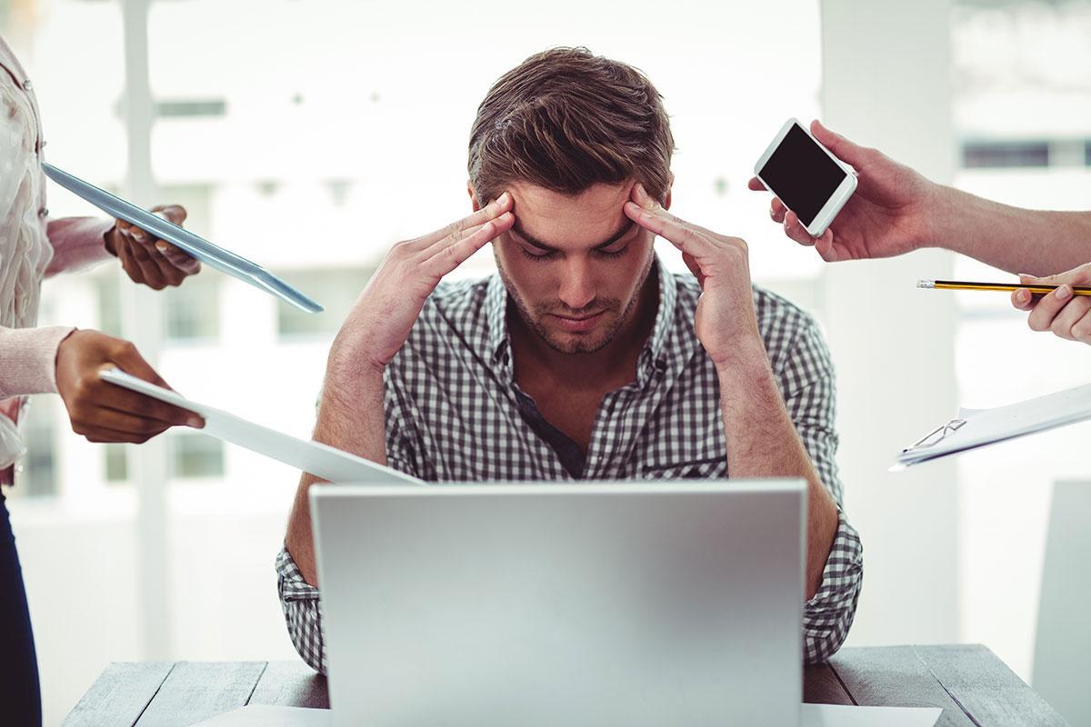 Ý tưởng cách giảm căng thẳng lo âu ngay lập tức