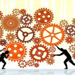 Ý tưởng mô tả các bước doanh nghiệp khởi nghiệp