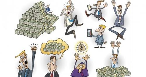 Ý tưởng bí quyết để làm giàu của những người thành công