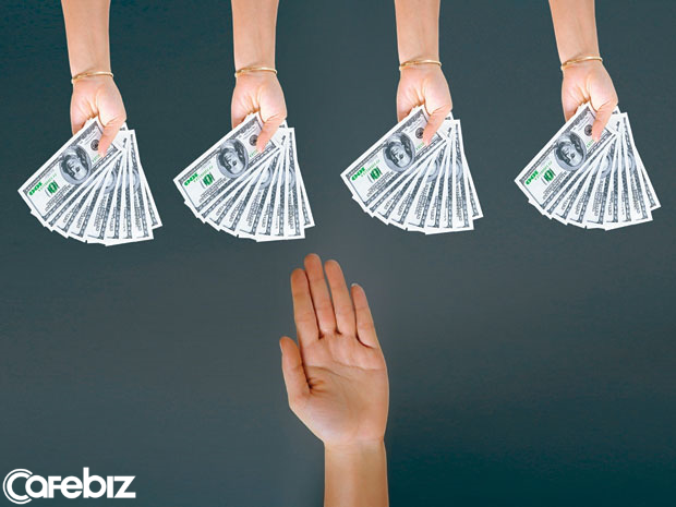 Ý tưởng cách dùng tiền của người khác