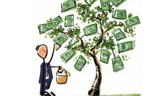 Ý tưởng chuyện làm giàu kiếm tiền