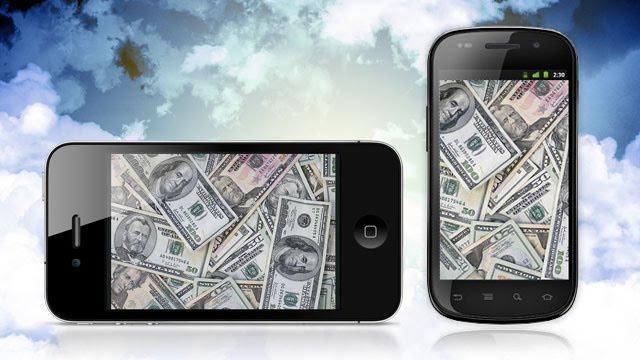 Ý tưởng kiếm tiền qua điện thoại iphone có thể bạn chưa biết