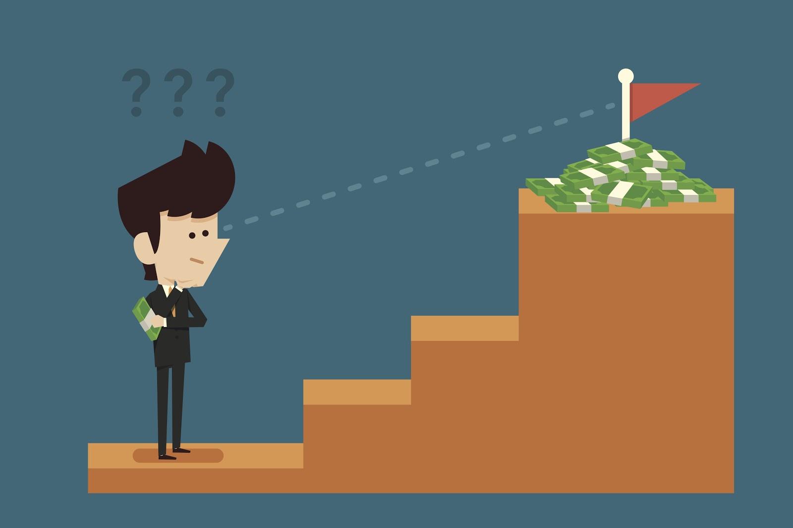 Ý tưởng lương bao nhiêu là giàu?