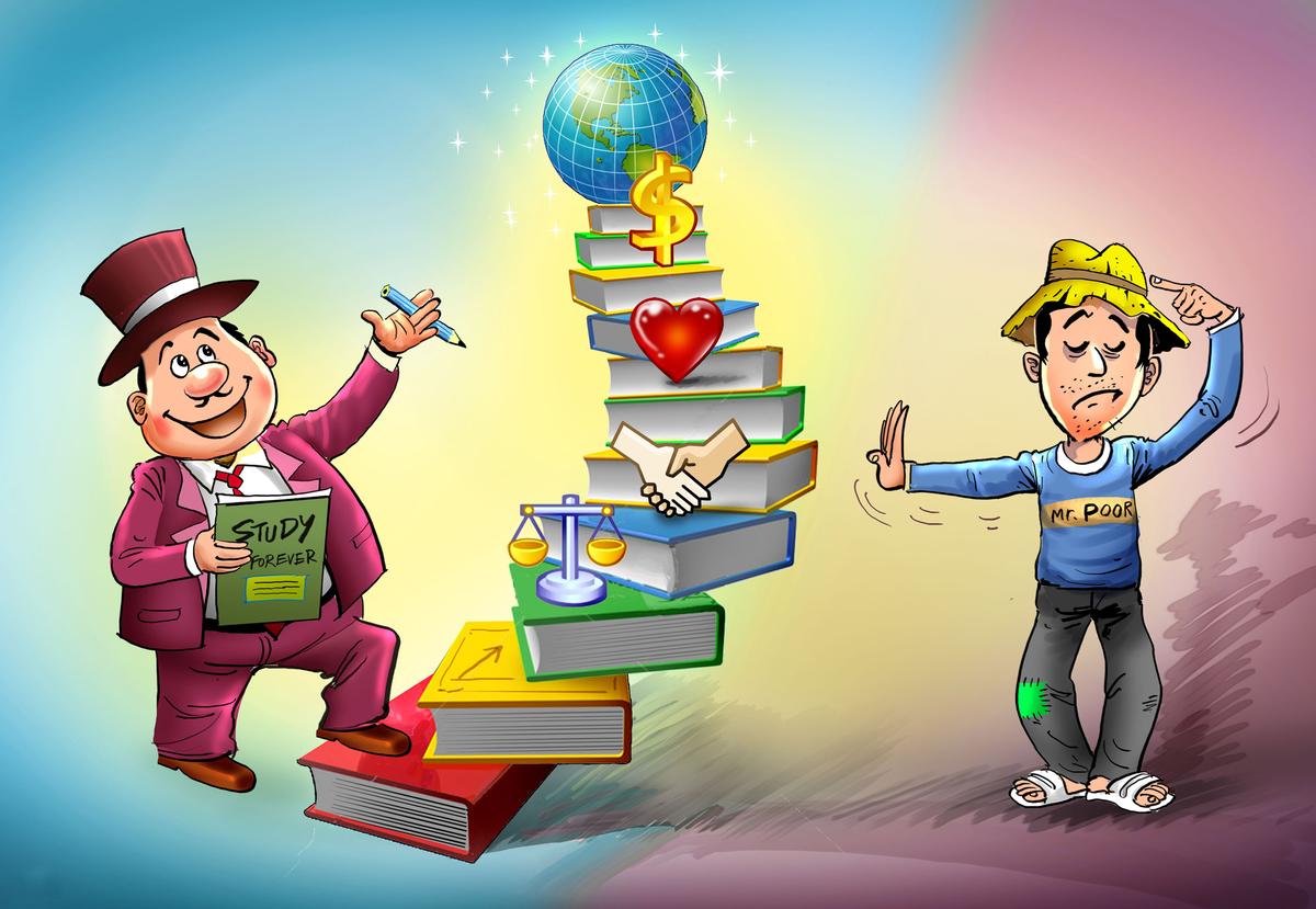 Ý tưởng tri thức và tiền bạc