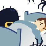Nằm mơ thấy người khác bị bệnh điềm báo gì ( mơ thấy bị bệnh, bệnh dịch)