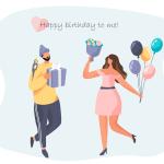 Những câu nói stt hay về ngày sinh nhật của mình (Caption tự chúc mừng sinh nhật bản thân)