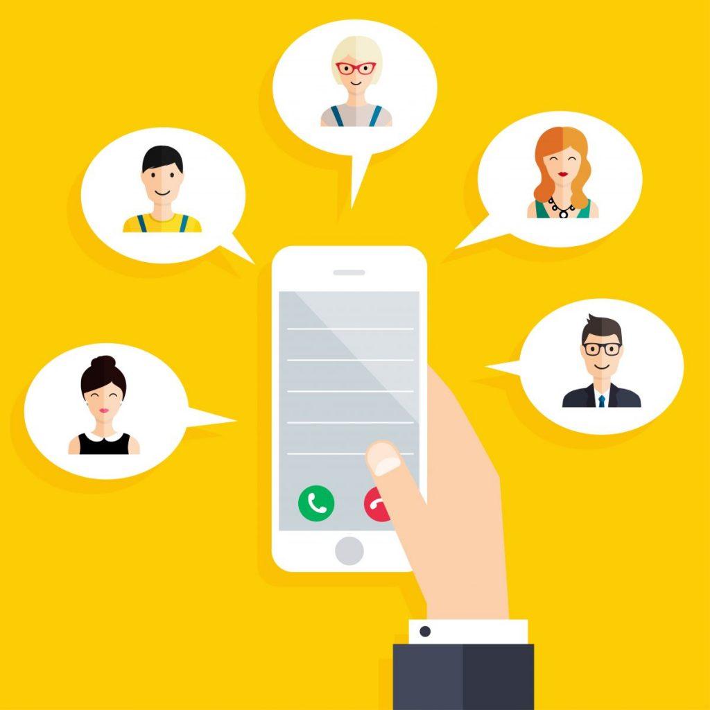 Top list những App nói chuyện làm quen với người Trung Quốc China