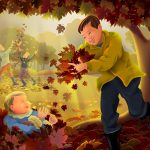 Viết đoạn văn hay về tình phụ tử, tình cha con (bài viết hay về bố con)