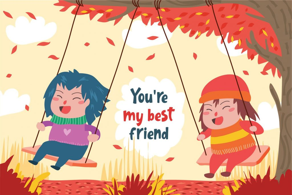 Viết Miêu tả về một người bạn bè bằng tiếng Trung Quốc