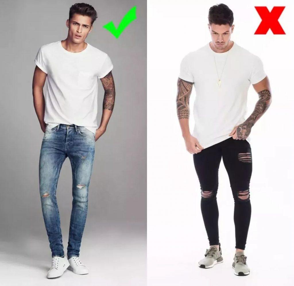 Đàn ông (nam giới) có Bắp chân to thì nên mặc quần gì đẹp (phù hợp)