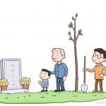 Những câu nói hay (caption) về người đã mất-câu nói khi người thân qua đời
