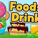 Nội dung hay nói về chủ đề Food và Drink (thuyết minh về ăn và uống)
