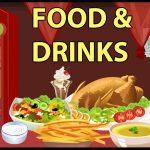 Nội dung và cách thuyết trình Tiếng Anh chủ đề Món ăn và đồ uống
