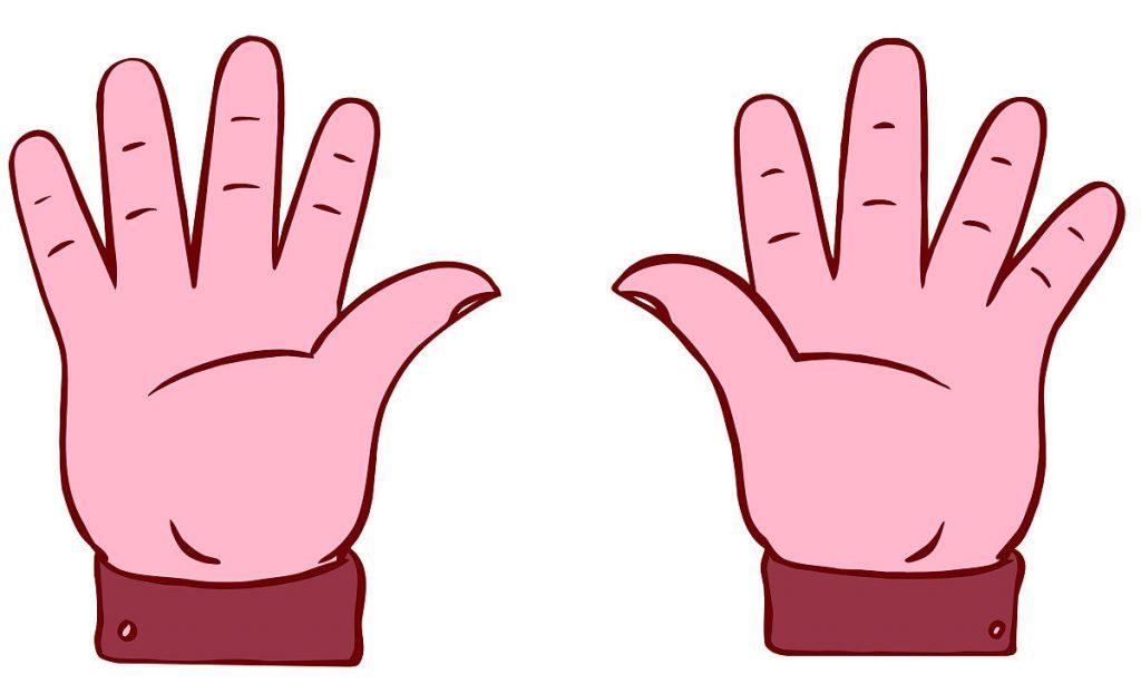 Bàn tay có hình dáng ngòi bút ý nghĩa là gì (đoán vận mệnh qua bàn tay)