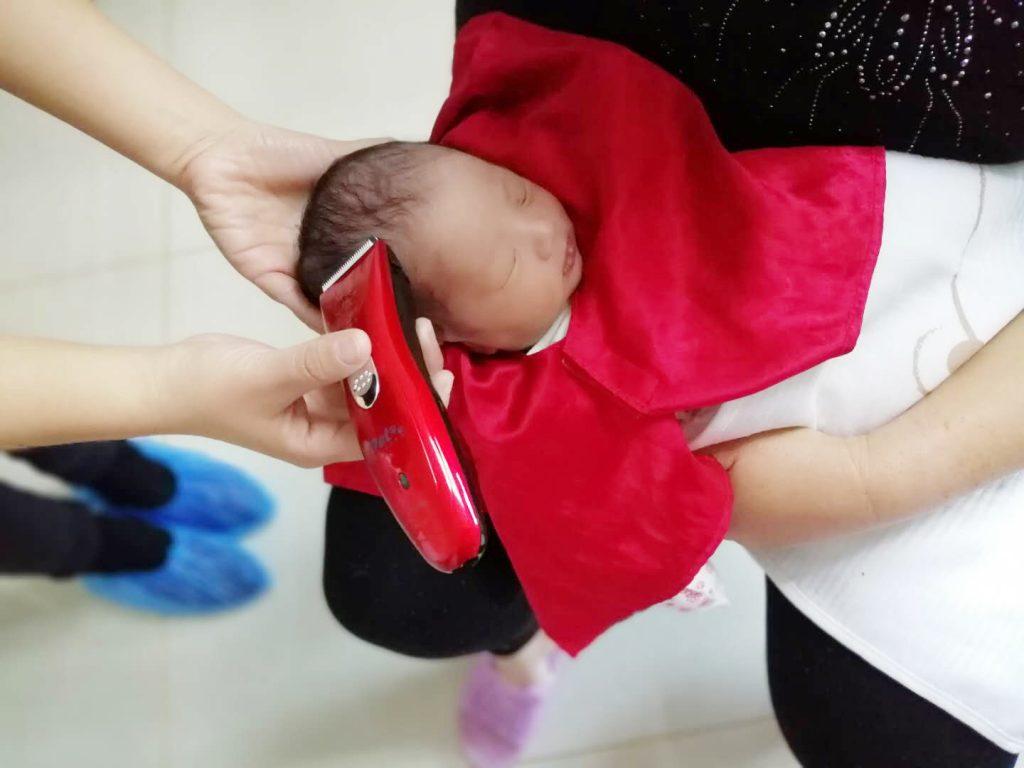 Giữ lại tóc máu có được không, Có nên giữ lại tóc máu của trẻ sơ sinh (trẻ nhỏ)