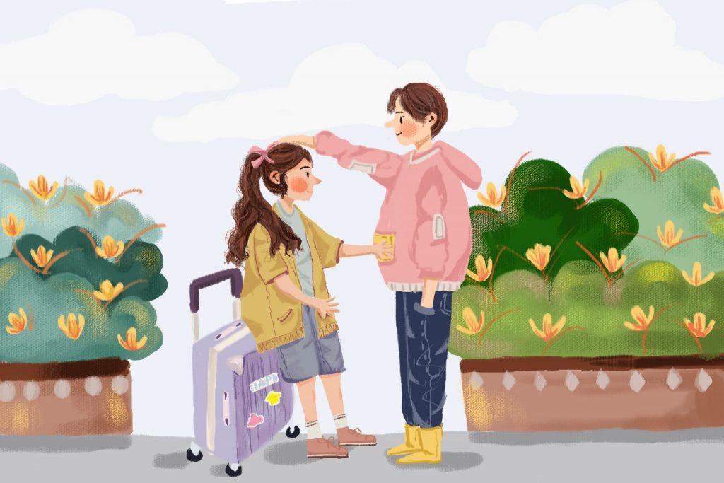 Nên nói gì để dặn dò người yêu trước khi chia tay (hoặc đi xa)