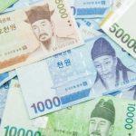 1 Man tiền Hàn Quốc đổi sang tiền Việt Nam đồng là bao nhiêu tiền