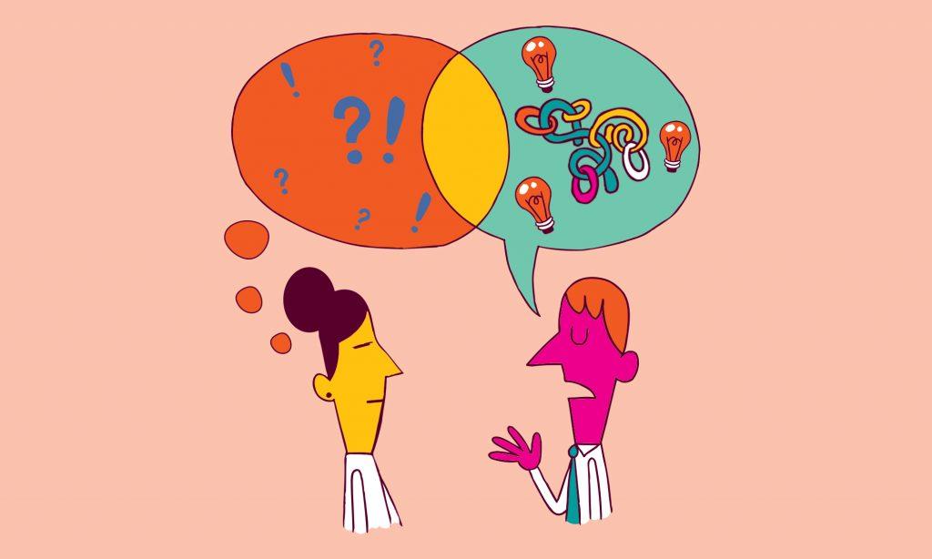 Cần tìm một đoạn hội thoại Tiếng Anh về học tập