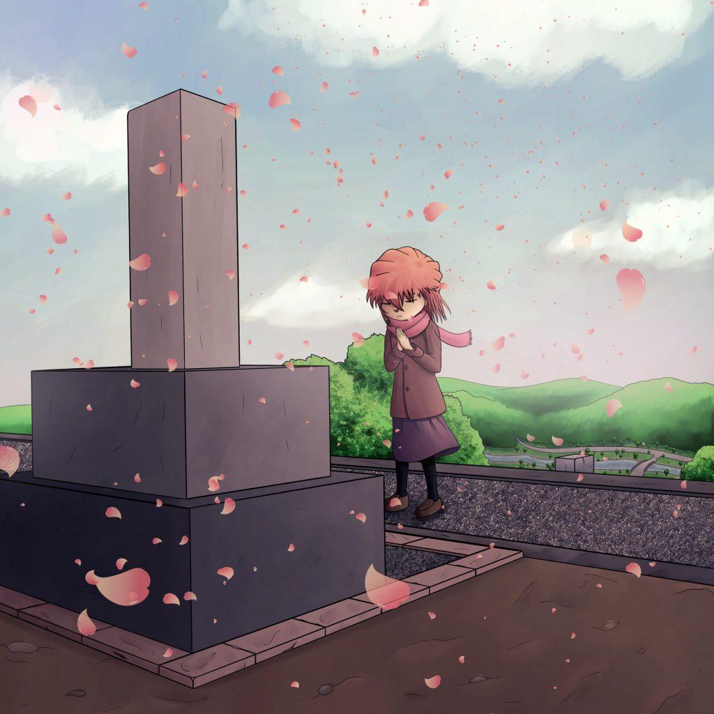 Có nên ra thăm mộ người mới mất (mới qua đời) hay không
