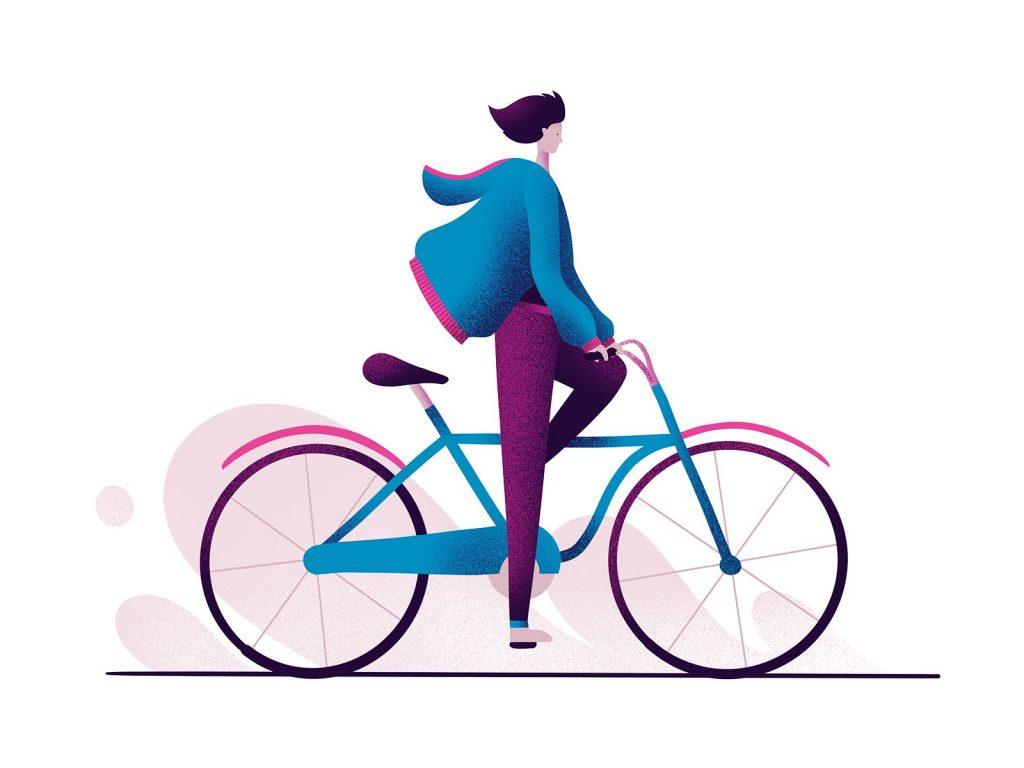 Em hãy viết một bài văn Biểu cảm về chiếc xe đạp