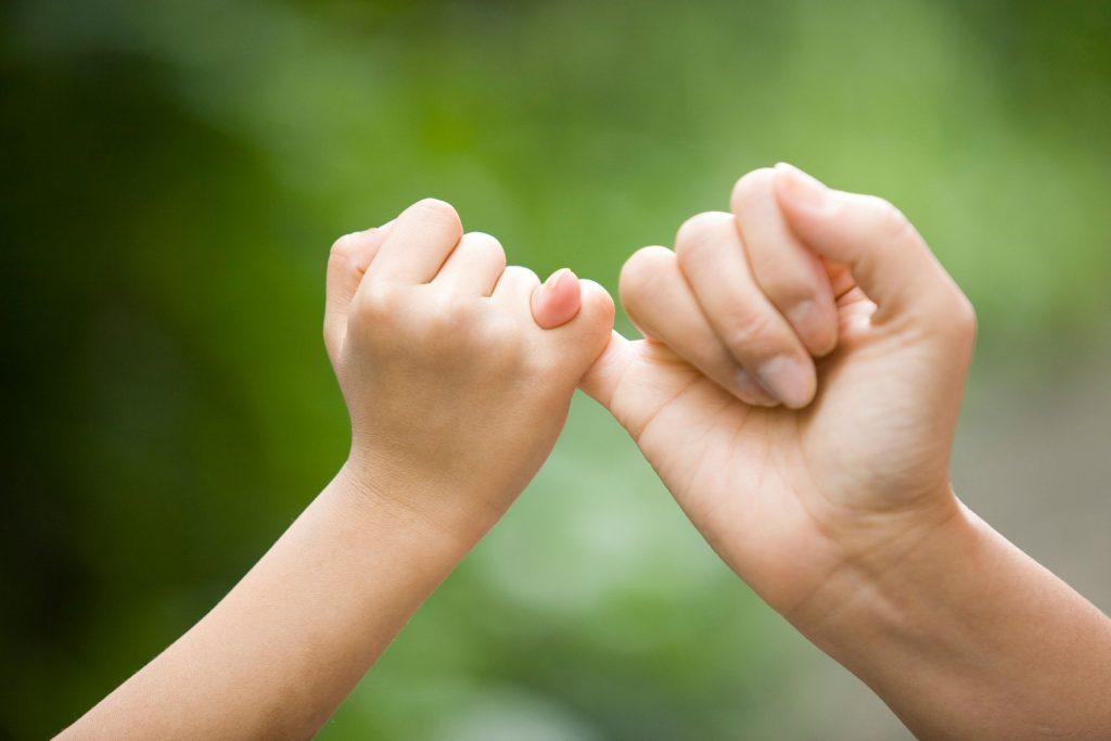 Lấy tình huống nói về Sự giữ chữ tín trong cuộc sống