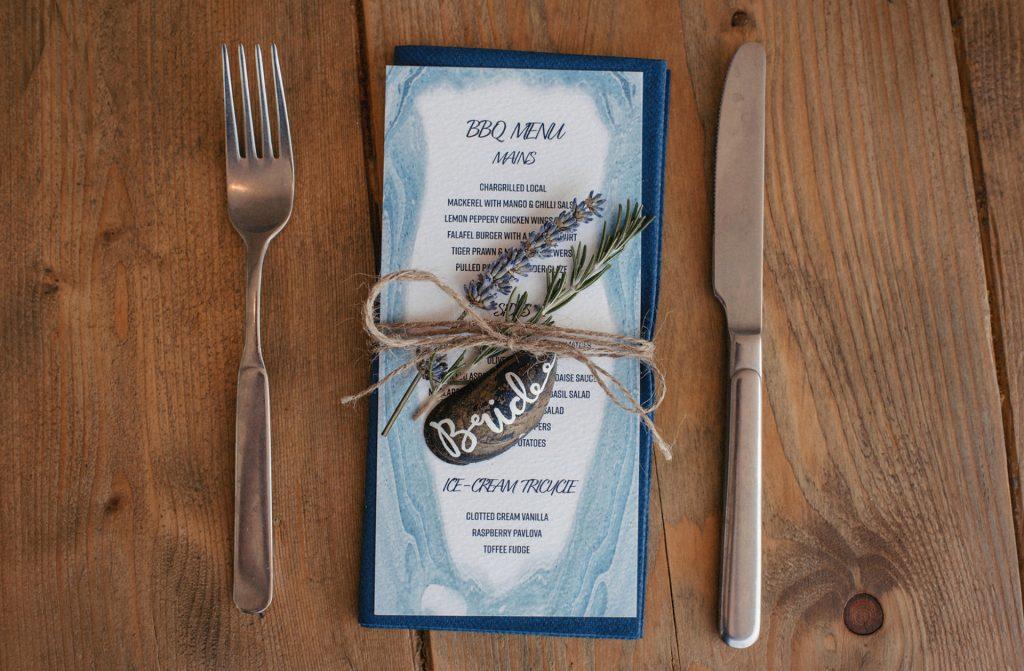 Những mẫu thực đơn File Word cho đám cưới đẹp