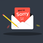 Nội dung mẫu thư để xin lỗi khách hàng về sự cố