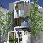 Cần bản Download bản vẽ thiết kế Autocad dành cho nhà phố 5x20m