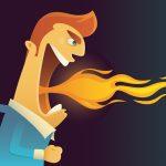 Những câu nói Stt thể hiện sự Tức giận không vui