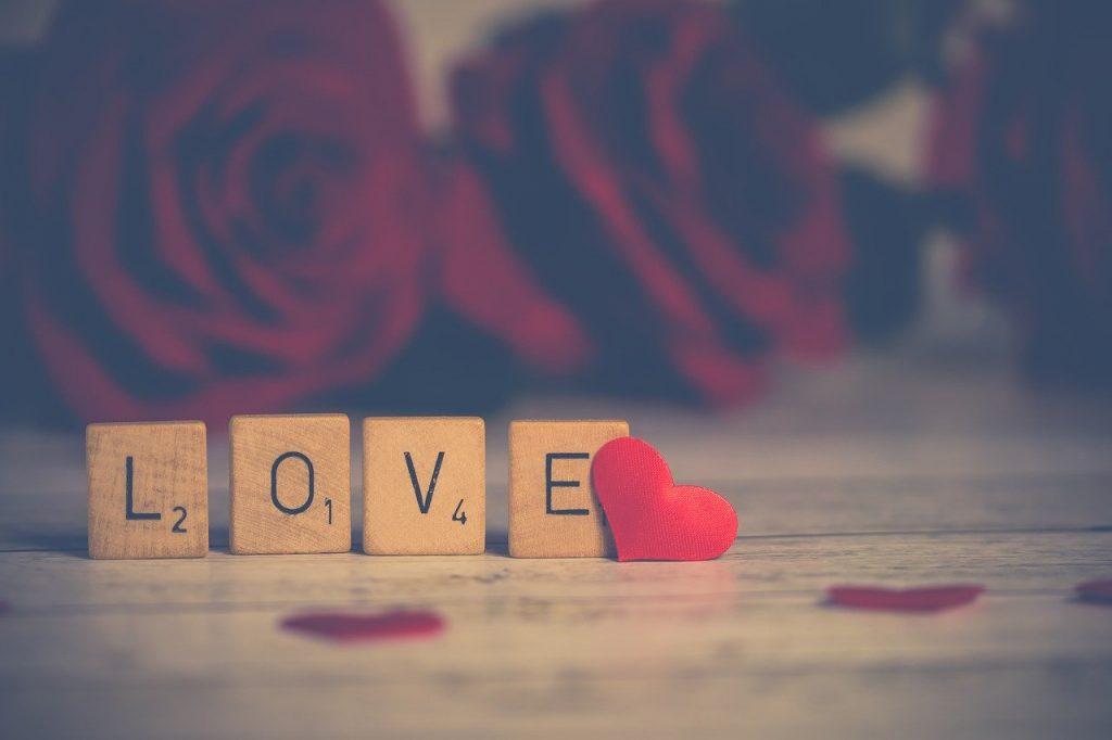 Cách sử dụng  số và chữ để tạo mật mã tình yêu