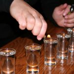 Giải đáp câu hỏi rượu bao nhiêu độ thì có thể cháy