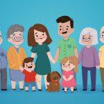 Những biệt danh hay ý nghĩa đặt cho một gia đình