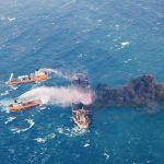 Tìm hiểu về sự kiện tàu chìm ở Oshima island
