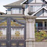 Giải đáp thắc mắc việc 2 nhà có chung 1 cổng là tốt hay xấu