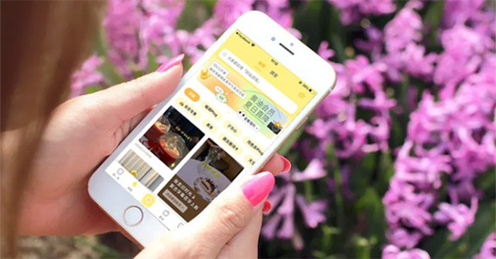Top những app chụp ảnh Trung Quốc có hình kẹo mút dễ thương nhất