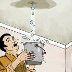 Nằm mơ thấy mưa dột vào nhà là báo hiệu cho điều gì