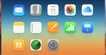 định vị macbook bị mất (Cách bật tìm Macbook )