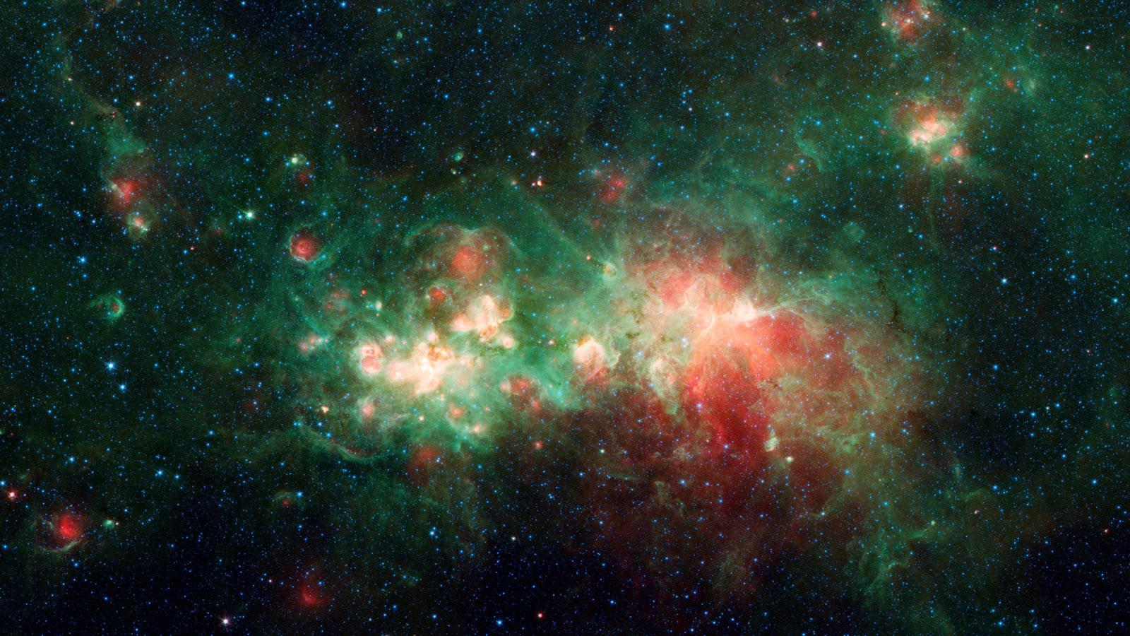 Ai tạo ra vũ trụ (Nơi tận cùng của vũ trụ )