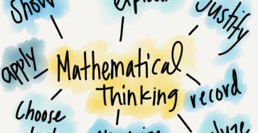 Ví dụ về năng lực tư duy và lập luận toán học (phát triển năng lực tư duy toán học )