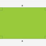công thức tính diện tích hình chữ nhật (và cách tính chu vi hình chữ nhật, hình vuông)